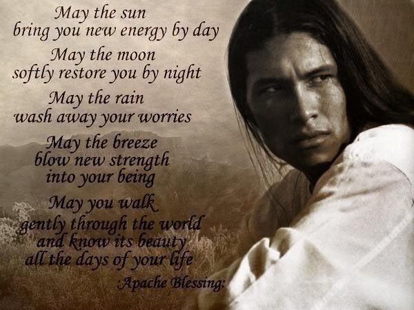 indianen wijsheid